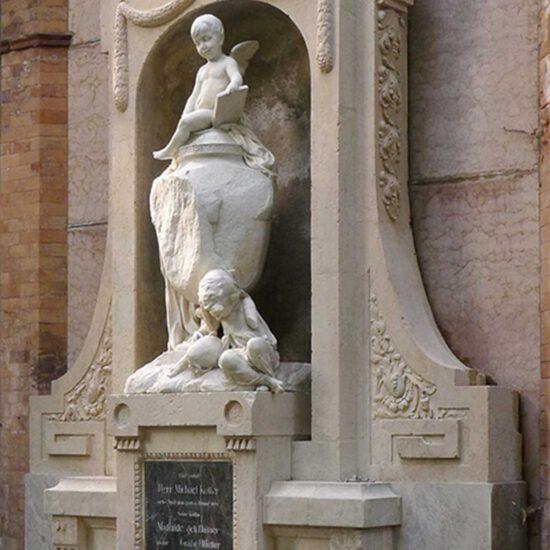 Garabmal Koller   Alter Südfriedhof München