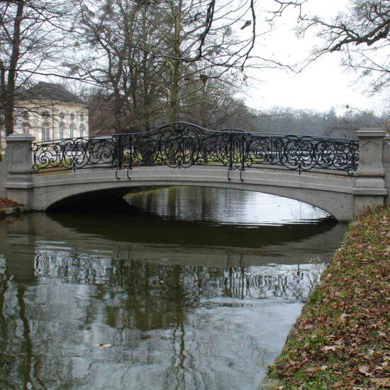 Badenburgbrücke | Schlosspark Nymphernburg