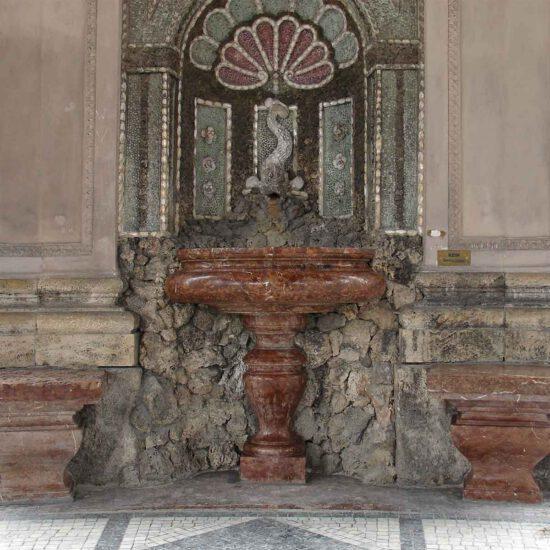 Brunnen Dianatempel | Hofgarten München