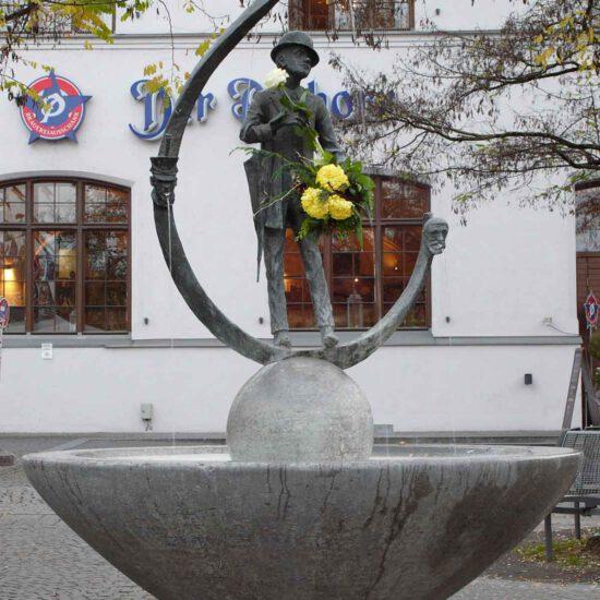 Karl-Valentin-Brunnen | Viktualienmarkt München